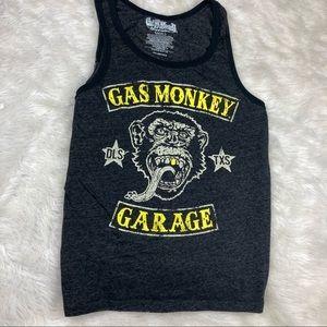 Gas Monkey Garage Tank Top Size S